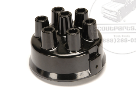 Distributor Cap IH 6 Cyl Older style