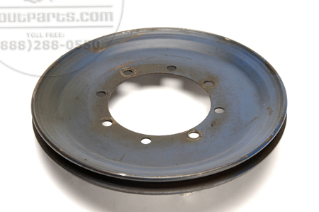 Crank Pulley - Used