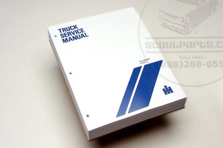 Truck A,B, & C Line 57-61 Service Manual!