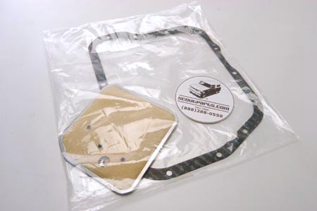Automatic Transmission Filter and Gasket Kit.
