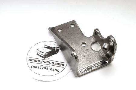 Power Steering Pump Bracket (with smog pump) NEW
