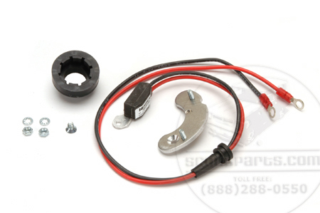 Pertronix Ignitor Kit For Holley Gold Box  V8 Ignition