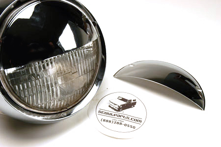 Headlight Shield