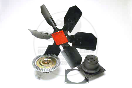 International Cooling Kit -  Conversion Kit for Screw-On Fan Clutch
