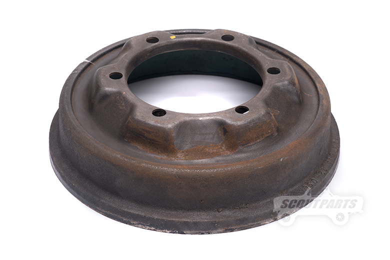 Truck 6 Lug Brake Drums! Last ones that will ever have in stock.