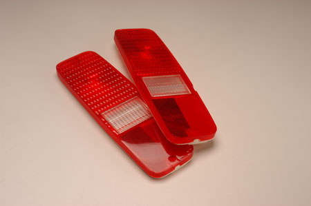 Tail Light Lens (Brake Light Lens)