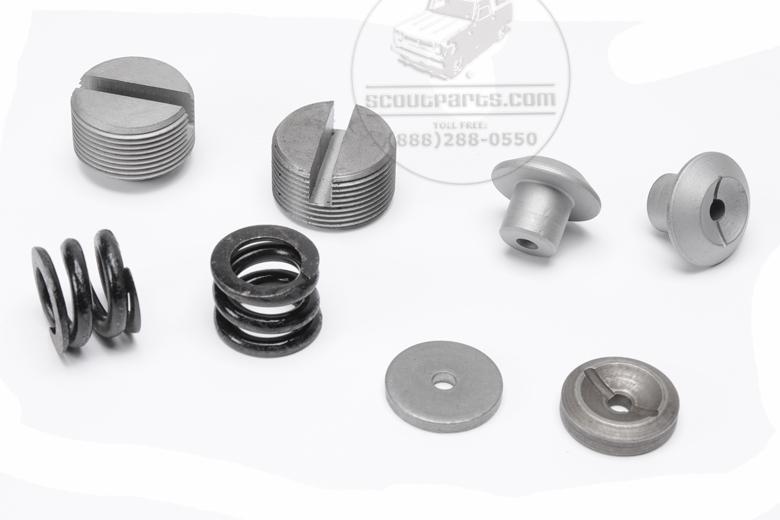 Drag Link Cup Rebuild Kit!