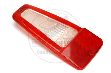 Travelall Lower Tail Light/Backup Lens - USED