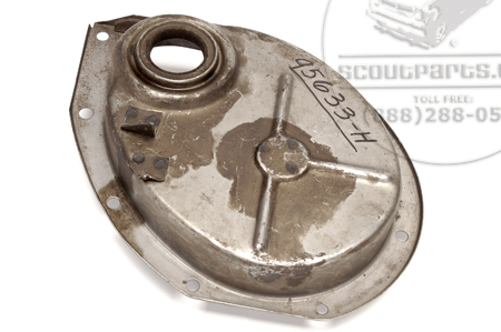 Green Diamond Timing Gear Cover New Old Stock!
