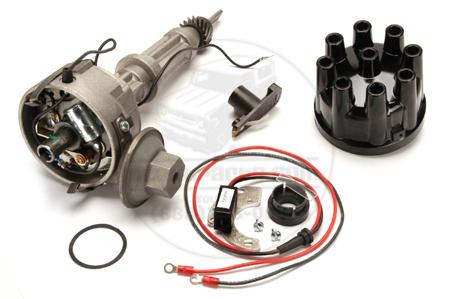Solid State Ignition Kit V8 - Includes Distributor!