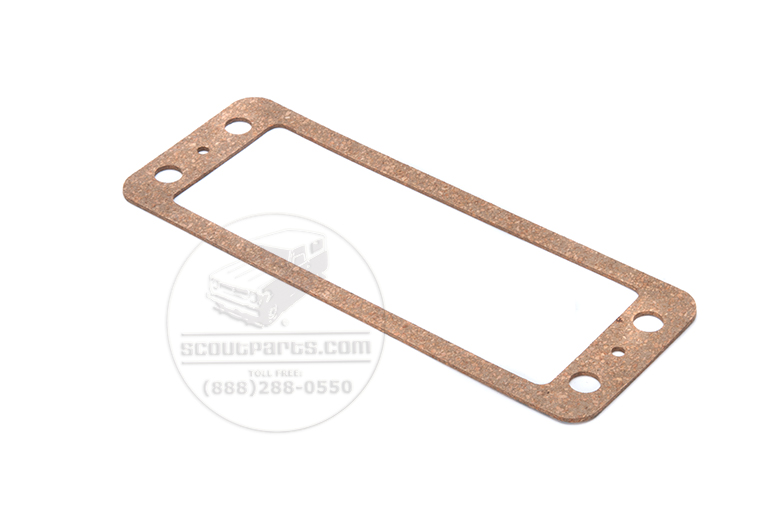 Front Marker/Turn Signal Lens Gasket For Travelall and Pickup.