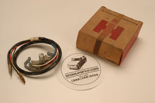 Turn Signal Switches  6 wire with no hazard switch  - New old stock