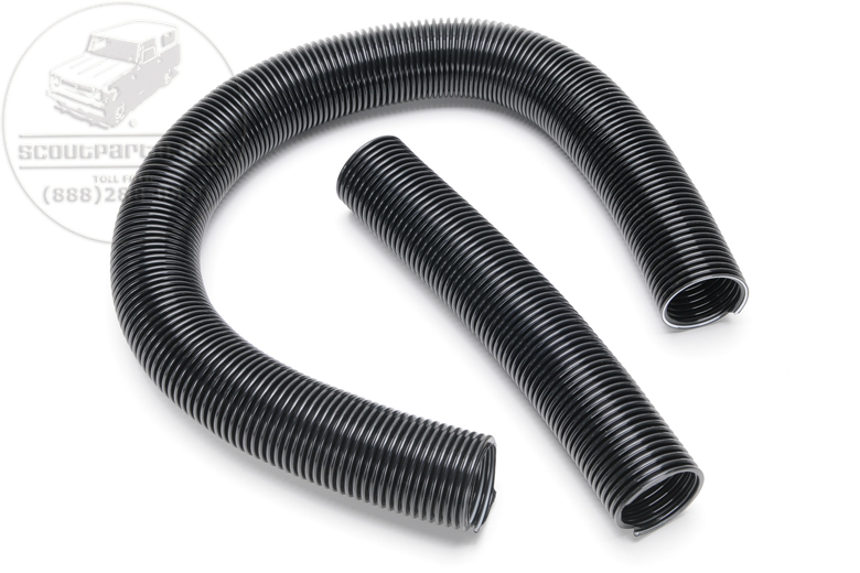 Defrost tube hose Kit 61-75 Travelall and pickup