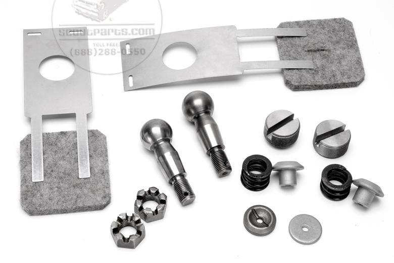 Steering Linkage Drag Link Complete Renewal Kit