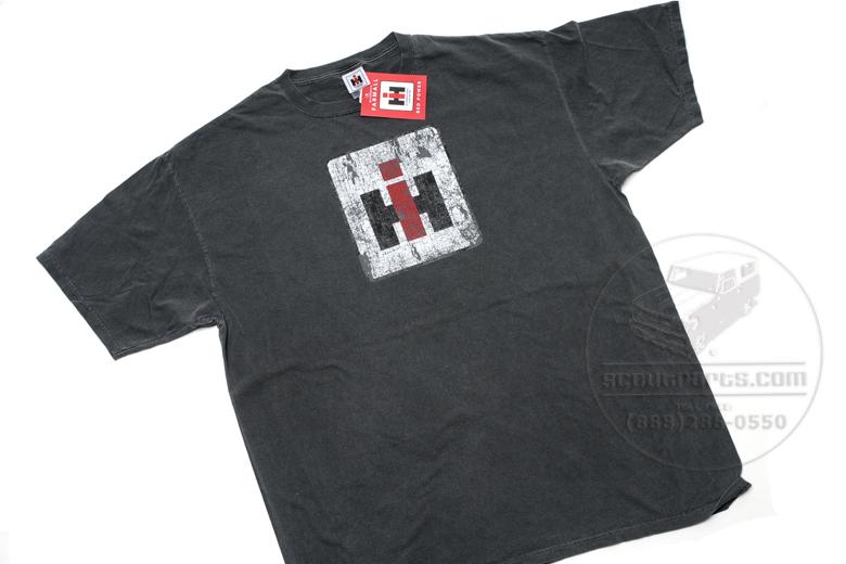 A few left! IH (distressed) Logo T-shirts