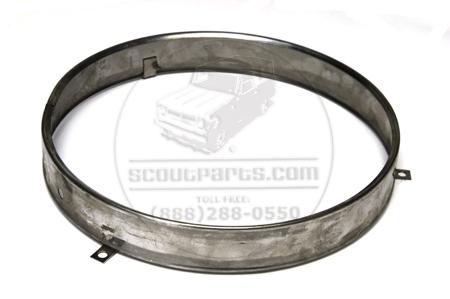 Headlight Lense Retaining Ring  - New Old Stock international harvester IH