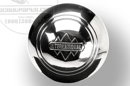 Hubcap - Triple Diamond