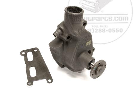 Water Pump - Inline 6 Cylinder IHC