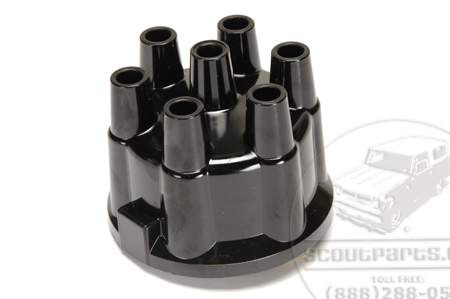 Distributor Cap IH 6 Cyl Newer Type