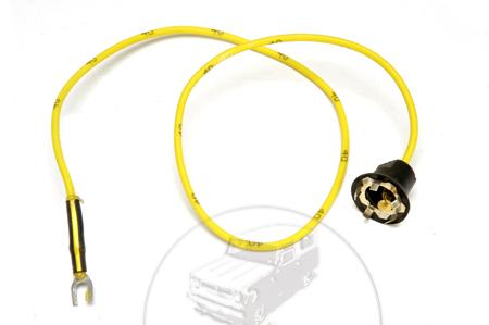 Socket, Instrument Light - NEW OLD STOCK