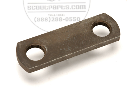 Shackle Plate, Front Springs K/KB 4-5
