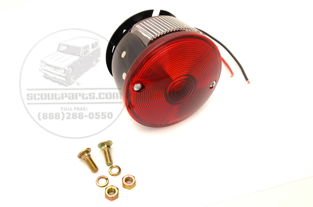 Tail Light Assembly - new