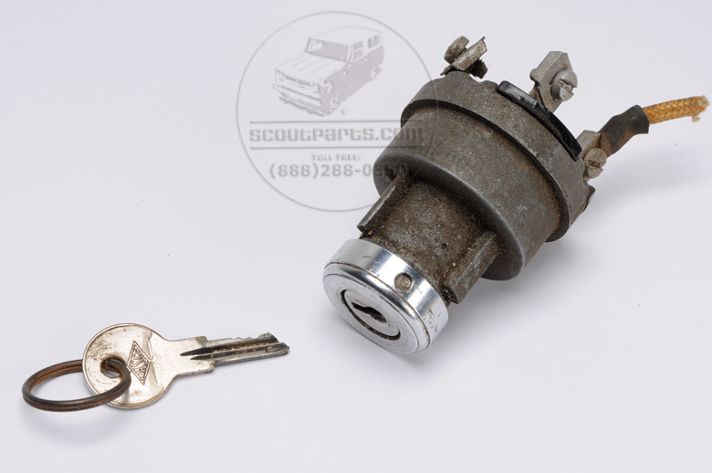 Ignition Switch Original - Used