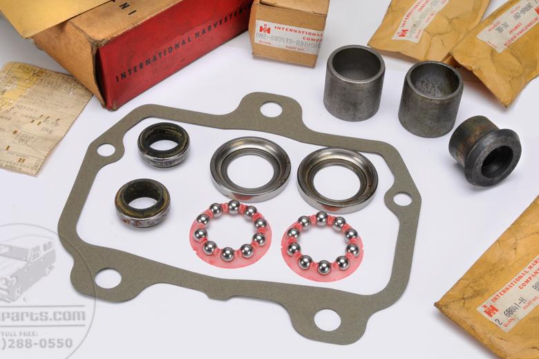 Steering box rebuild kit - A,B,C, Trucks