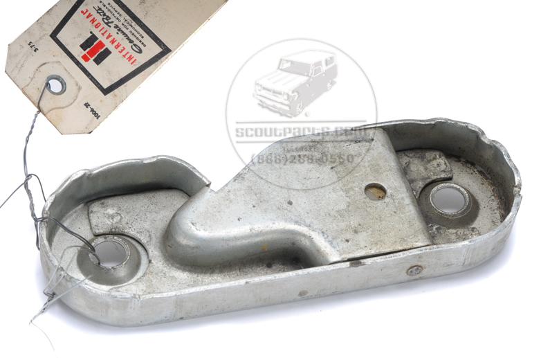 Door latch receiver
