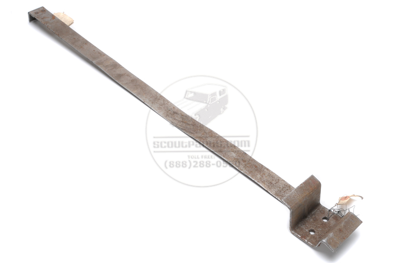 Fuel tank Strap - 69 to 75 Pickup and Travelall Rear under fender , New old stock/reproduction