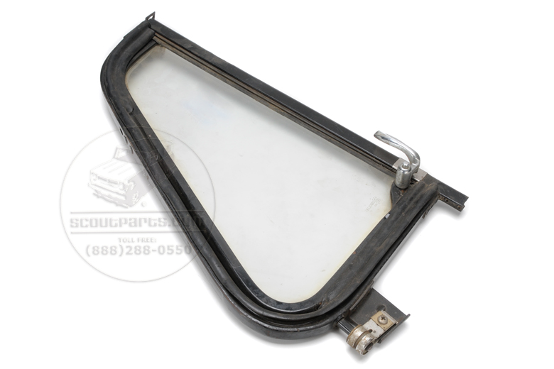 Wing Window for S Series Trucks and Travelalls - Passenger Side