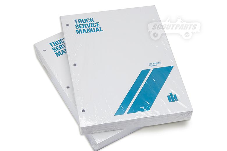 Service Manual - A, B, C Series
