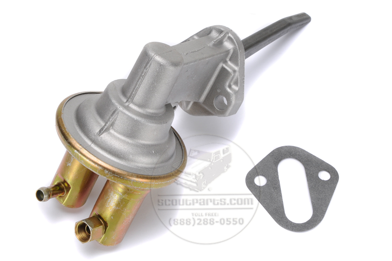 Fuel pump - 304, 345, 392