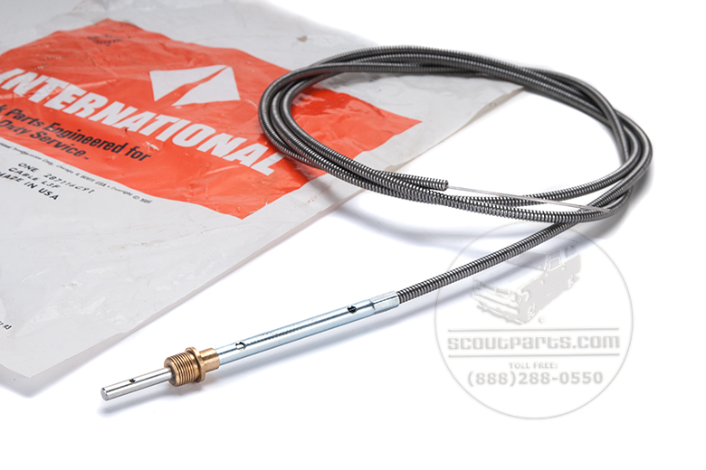 Choke Cable or Hand Throttle Cable - 1210