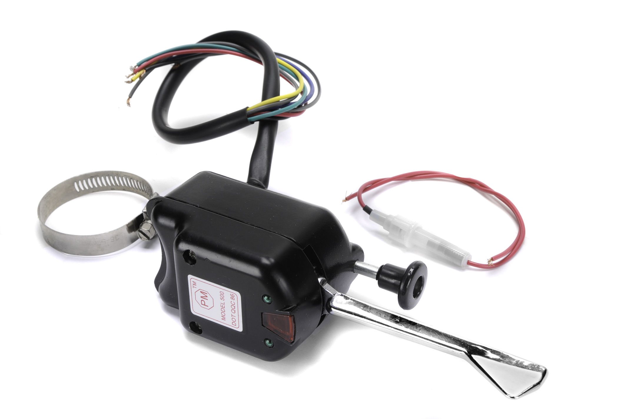 Turn signal switch - fits many IH trucks.