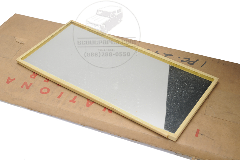 mirror glass rear view - NEW OLD STOCK