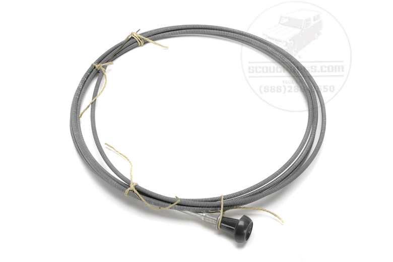 Grey Knob original Universal cable - made by IH