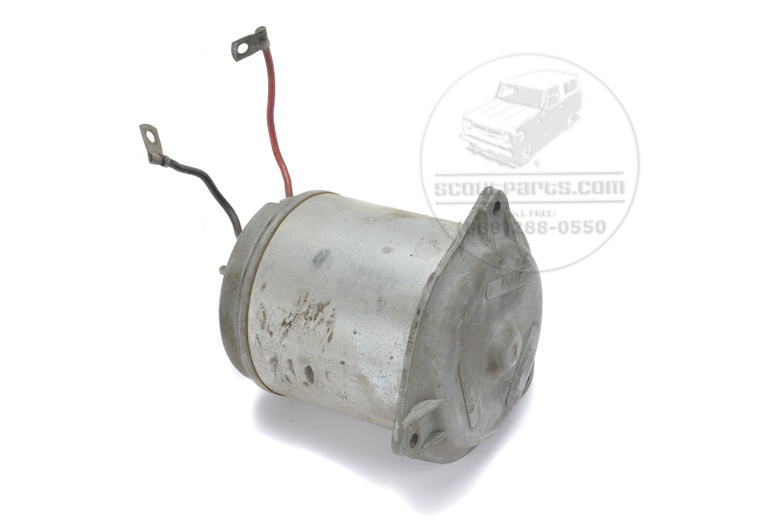 Axle Shift Motor -