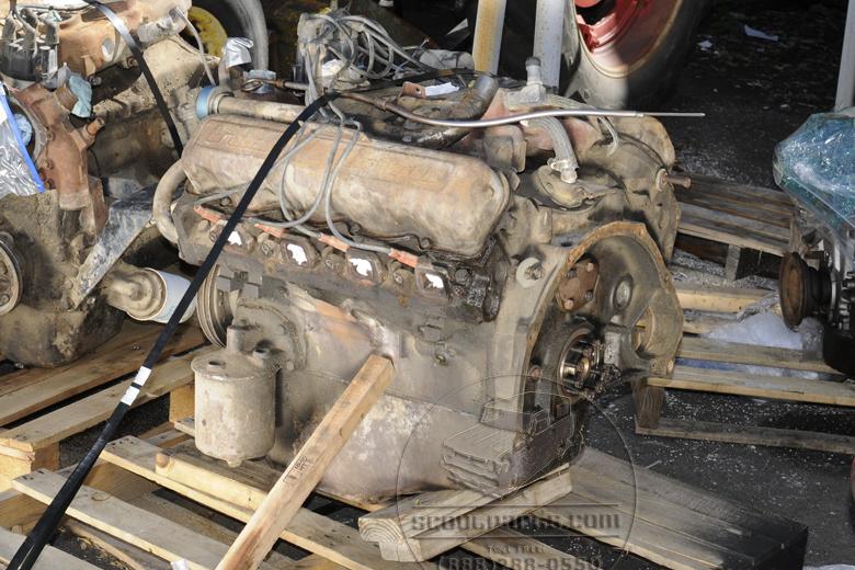 Engine - 304cid