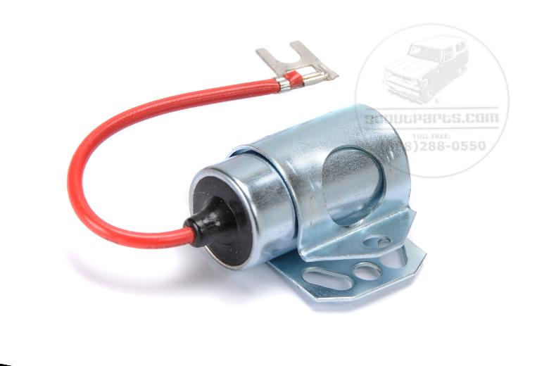 Condenser- Delco  Distributor  1110095