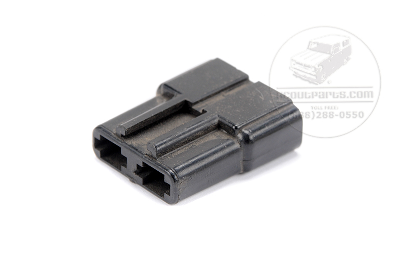 2 contact connector - New old stock