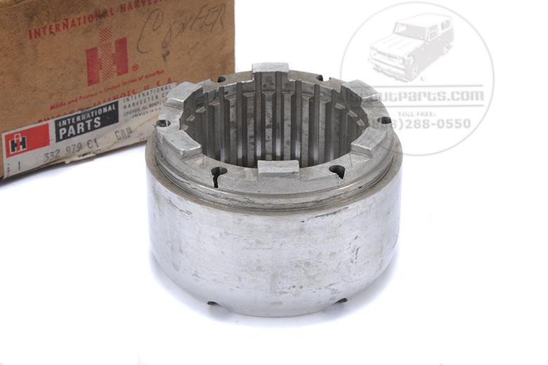 Locking hub - cap- New old stock