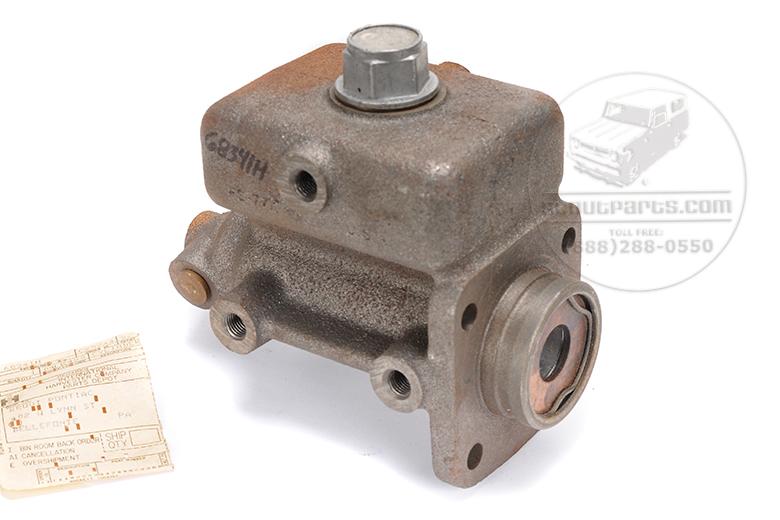 Brake Master Cylinder - D50, D60, D186, D1216, K6, K7.