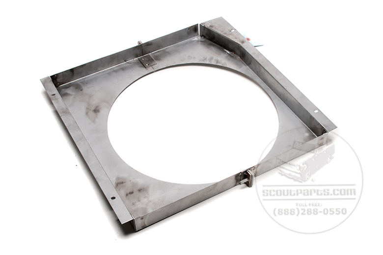 Fan Shroud for Use On DIESEL , Traveler Terra