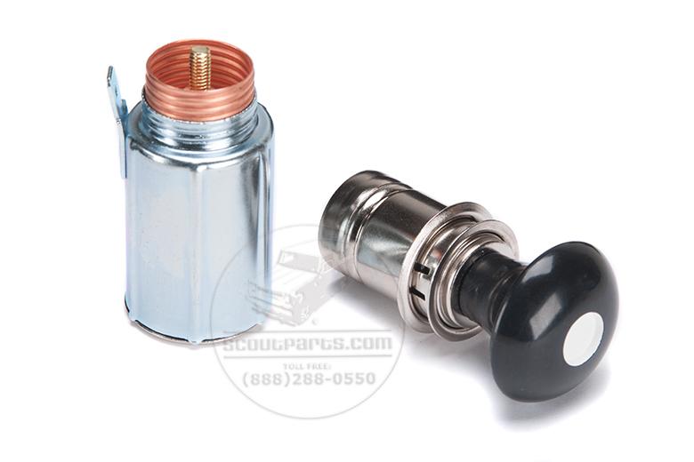 Lighter 6 volt   NEW with Socket - Aftermarket