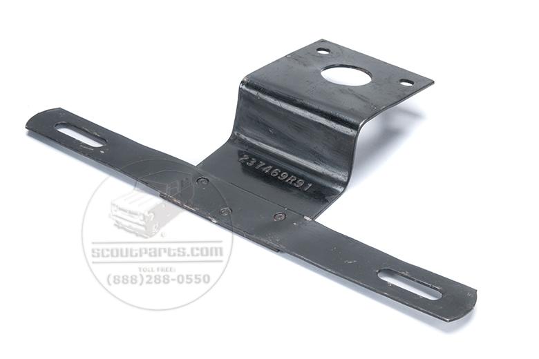 License plate holder bracket - new old stock