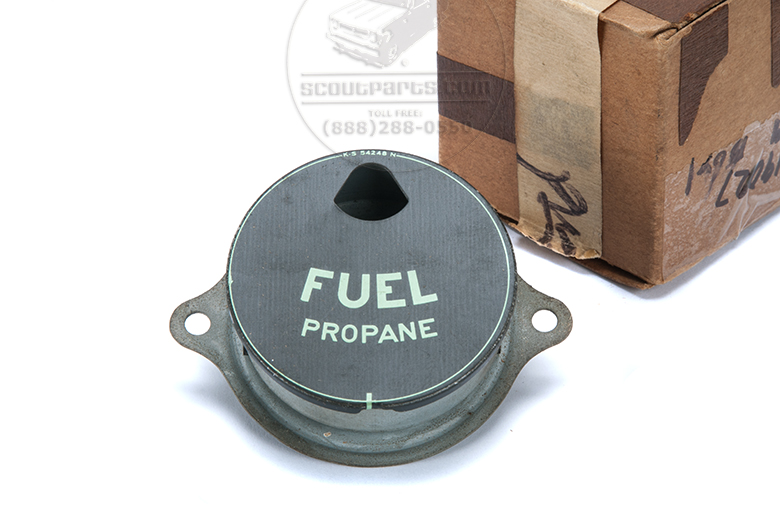 Gauge Fuel Propane- New Old Stock