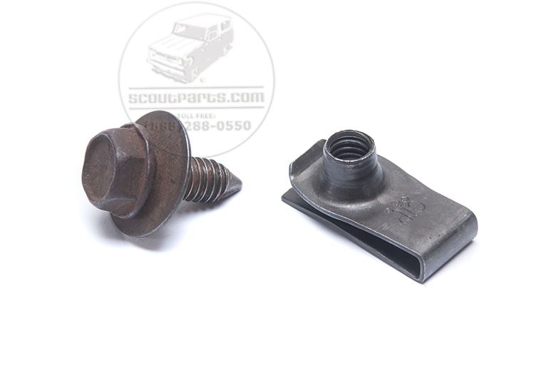 Speed Nuts - Sheet Metal Front End  - New