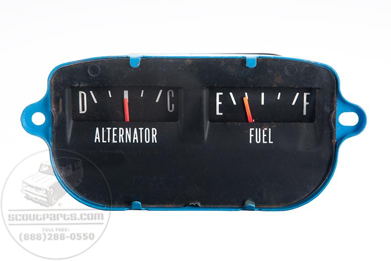 Rebuilt Gauges - Fuel, Alt, Temp, Oil