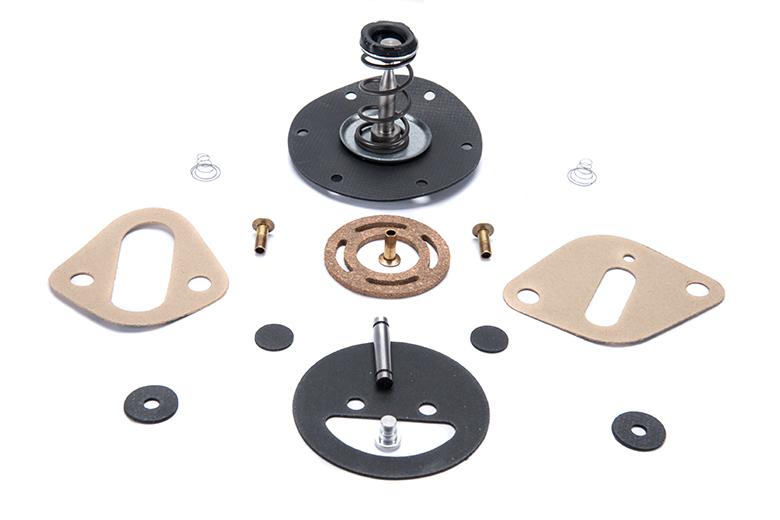Fuel Pump Rebuild Kit  Carter Pump Diamond Engines